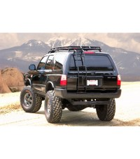 TOYOTA 4RUNNER 3rd GEN  STEALTH RACK Multi-Light Setup ...