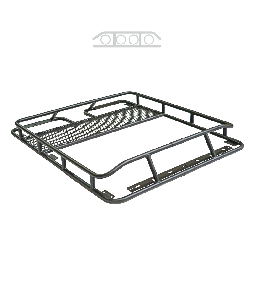 Toyota Tacoma Ranger Rack Multi Light Setup With