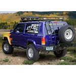 Gobi Jeep Cherokee Xj Ranger Rack No Sunroof Multi Light Setup