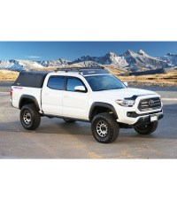 TOYOTA TACOMA STEALTH RACK Lightbar Setup NO SUNROOF ...