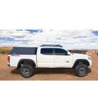 TOYOTA TACOMA STEALTH RACK Lightbar Setup WITH SUNROOF ...