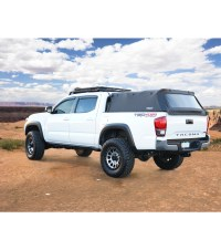 TOYOTA TACOMASTEALTH RACK Lightbar Setup WITH SUNROOF ...