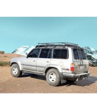 TOYOTA LAND CRUISER 80  STEALTH RACK 4 Independent LED ...