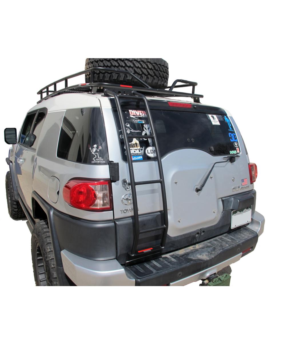 GOBI Toyota FJ Cruiser Rear Ladder