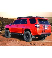 "TOYOTA 4RUNNER 5th GEN  STEALTH RACK 40"" LED SETUP ..."
