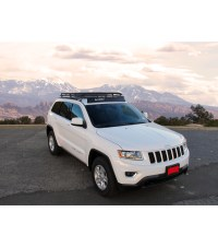 JEEP GRAND CHEROKEE WK2  STEALTH RACK  Multi-Light Setup ...
