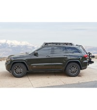 JEEP GRAND CHEROKEE WK2  STEALTH RACK  Lightbar Setup