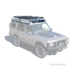Gobi Land Rover Discovery Ii Stealth Rack With Sunroof