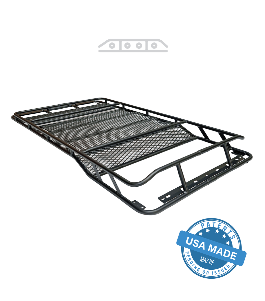 Nissan Xterra 00 04stealth Rack Multi Light Setup With Sunroof