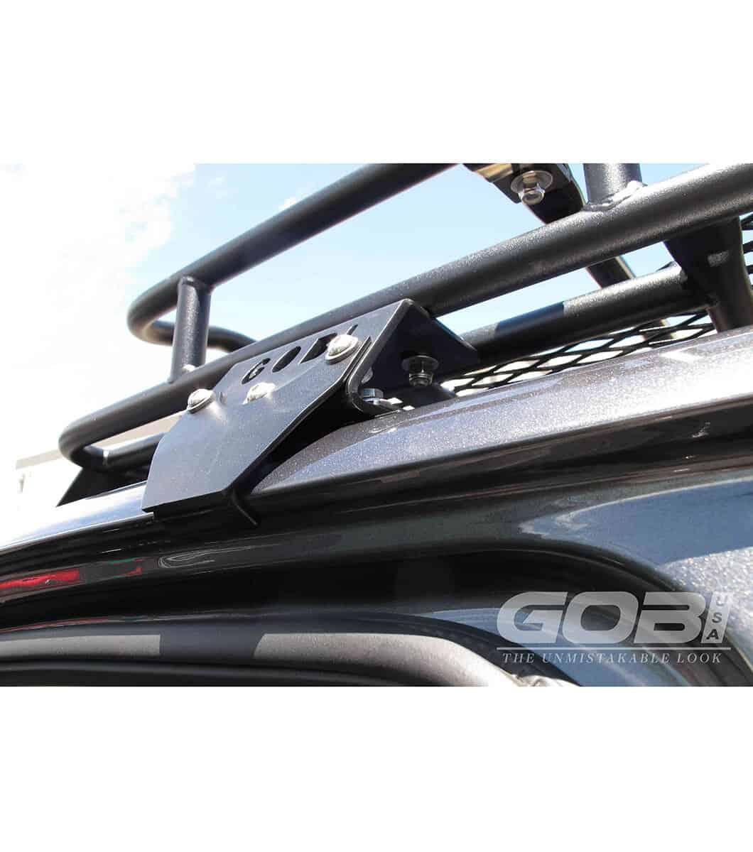 ford f 150 raptor 13th gen stealth rack light bar setup no sunroof
