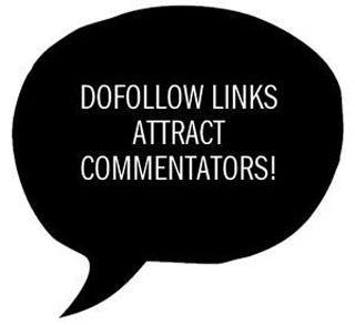 Dofollow attract commenters
