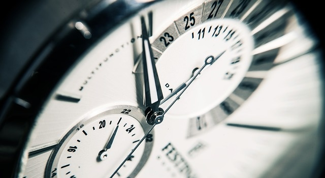 Best time to blog