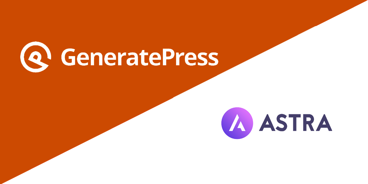 Generatepress vs astra