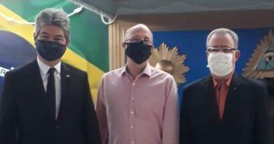 Grão-Mestre recebe a visita do pré-candidato a Prefeitura de Belo Horizonte, Rodrigo Paiva