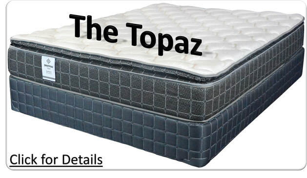 pillow top boxdrop san antonio
