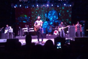 Michael Franti, live show in Bend