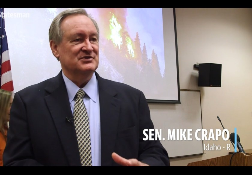 Mike Crapo, U.S. Senator from Idaho
