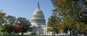 Photo of U.S. Senate building