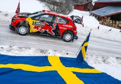2019 FIA WRC 2전 스웨덴 랠리 14일 개막… 티에리 뉴빌 종합 1위 출발