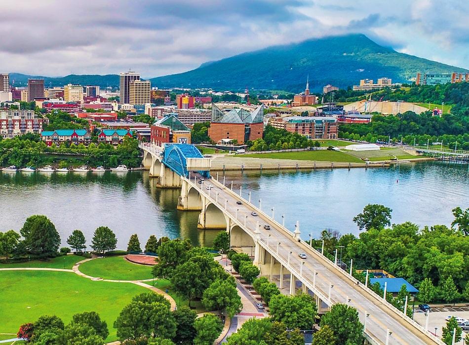CARTA serves Chattanooga, Hamilton County and the surrounding area.