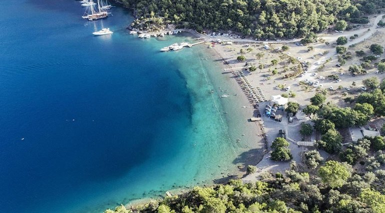 Beaches In and Around Gocek