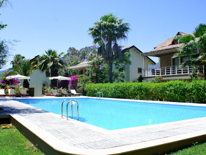 Vacation Homes with Pool for Rent in Gocek Turkey | Marigold