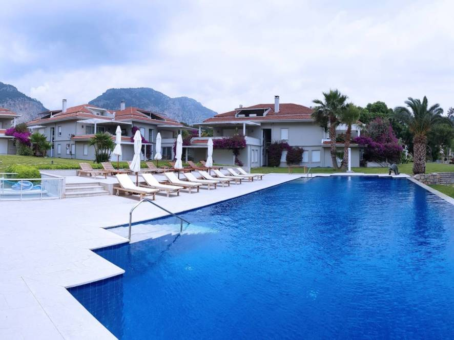Holiday Rental Villa with Private tal Villa with Private Pool and Garden in Gocek Turkey