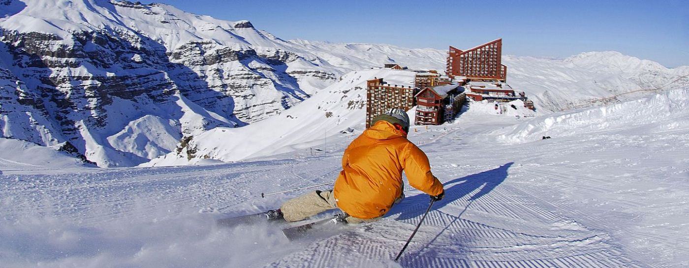 Centro de ski Chile – Valle Nevado