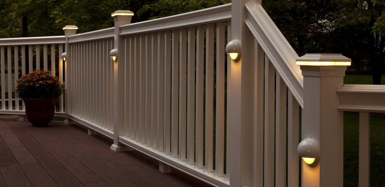Led Deck Lighting Ideas