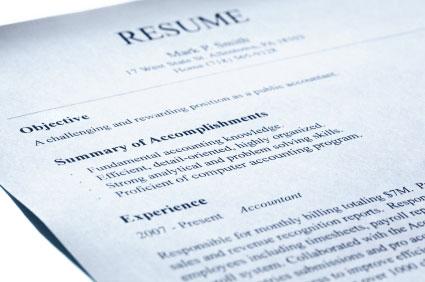 Writing a Scholarship Resume  GoCollegecom