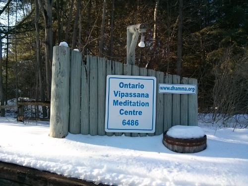 Ontario Vipassana Center