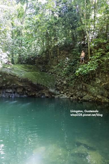 Main Pool at Siete Altares