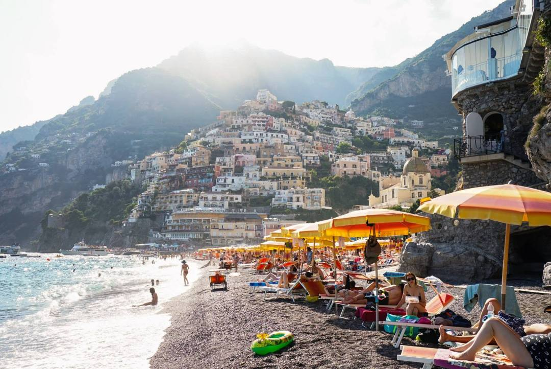 Amalfi Coast (Chair rental 10€)
