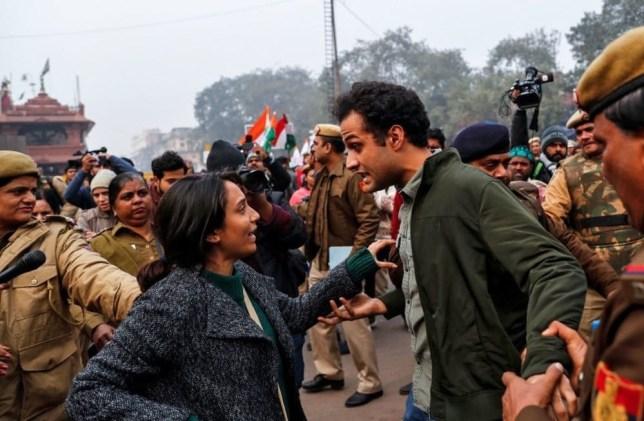 Religious conflict in India