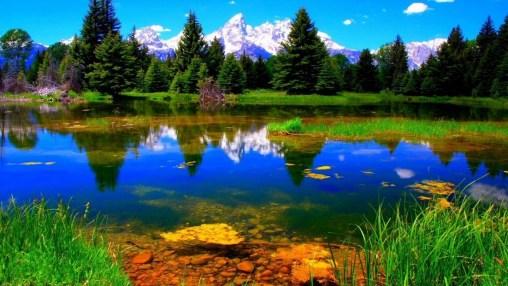 Wonderful scenery