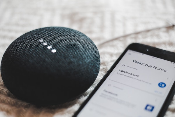 Google Home and Mobile Phone