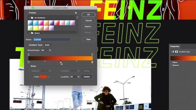 Photo Editor Dialogue Box