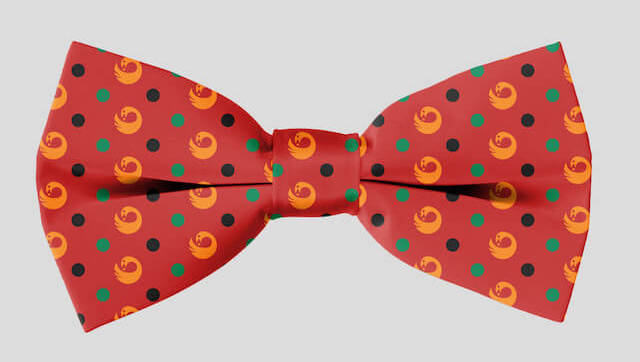 Mo's Bows Black History Month bowtie