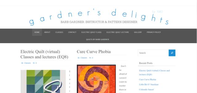 Terra Walker Website