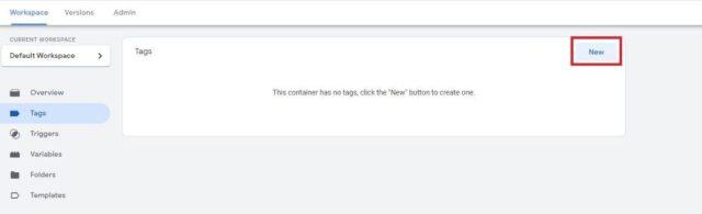 Google Analytics WooCommerce New Tag
