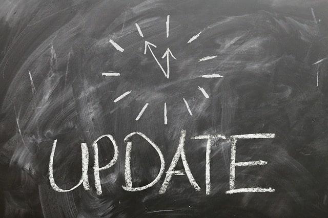 Blog Security Update