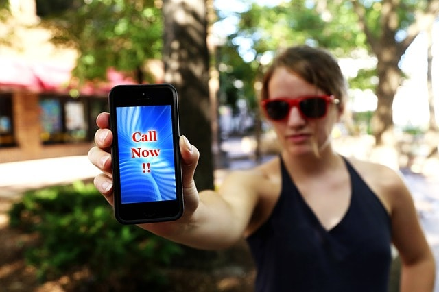 How To Write An Email Call Now On Smartphone
