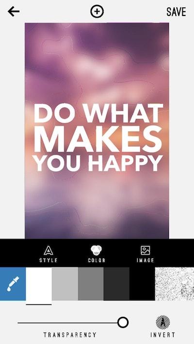 Pinterest On Mobile Blurring 2