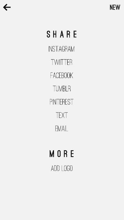 Pinterest On Mobile Share
