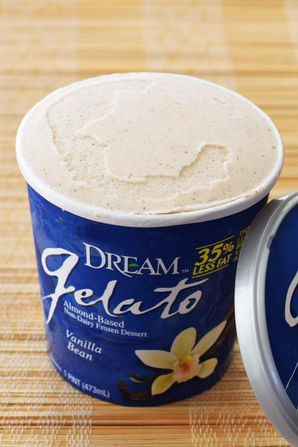 Almond Dream Vanilla Ice Cream