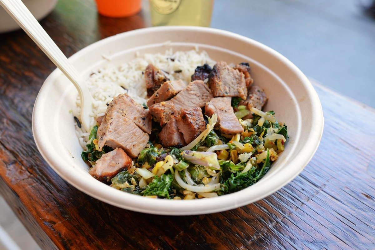 Roast Kitchen in NYC Bowls Over Dairy