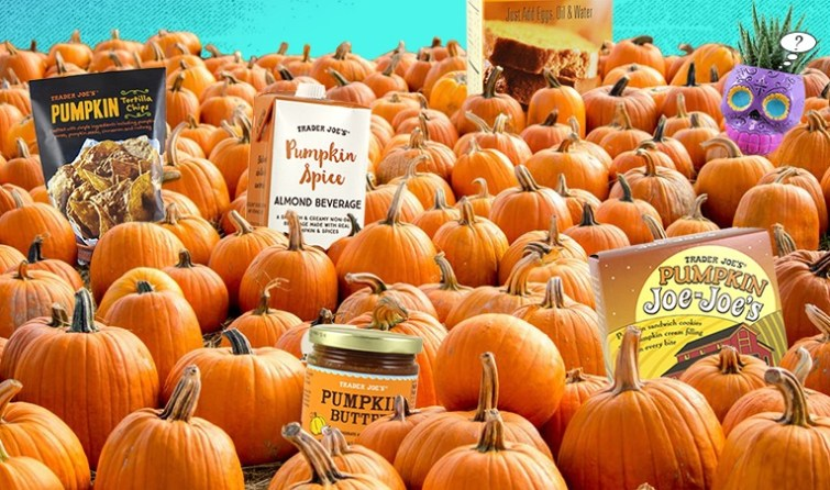 Trader Joe's Pumpkin Palooza - All of the Delicious Dairy-Free (and Vegan) Food and Drink Options!