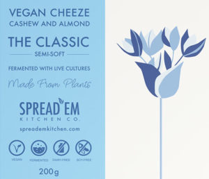 Spread'Em Kitchen Firm Cheeze Blocks Reviews and Info - Dairy-free, Gluten-free, Vegan, Paleo, Keto, Artisan Cheese Alternatives made in Canada