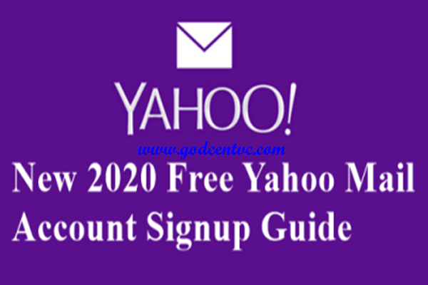 Yahoo Mail Registration Id The Way To Create A Replacement Yahoo Email Account Godcentvc
