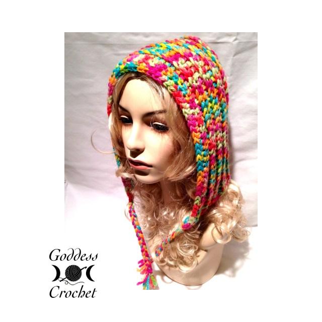 The Non Pixie Hood Free Crochet Pattern Goddess Crochet